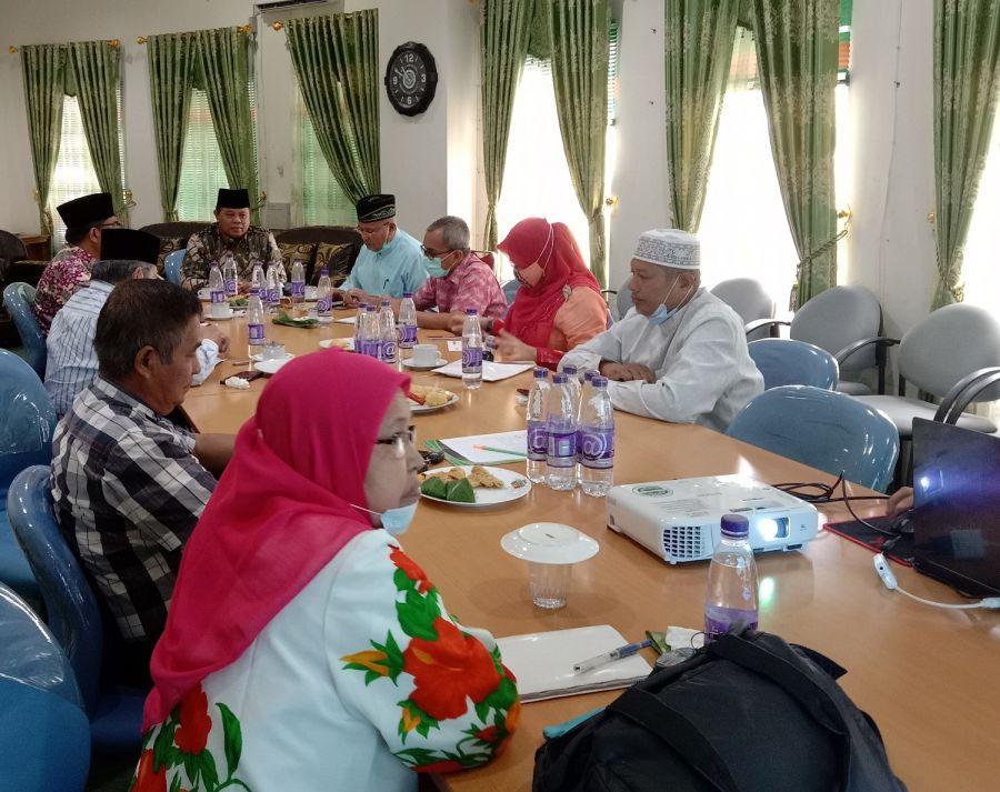 Rabu Pekan Depan, Pengurus Komisi-komisi MUI Riau Dikukuhkan Sekaligus  Rakor dan Bimtek